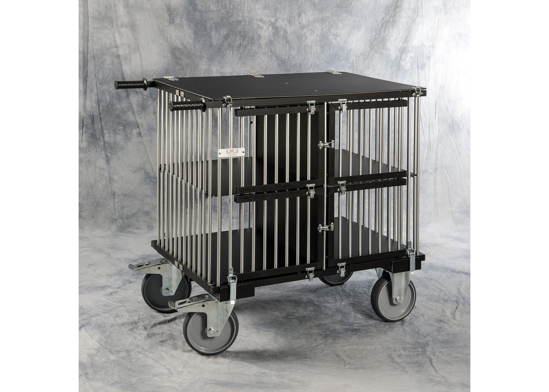 Alu One Luxury Show Trolley