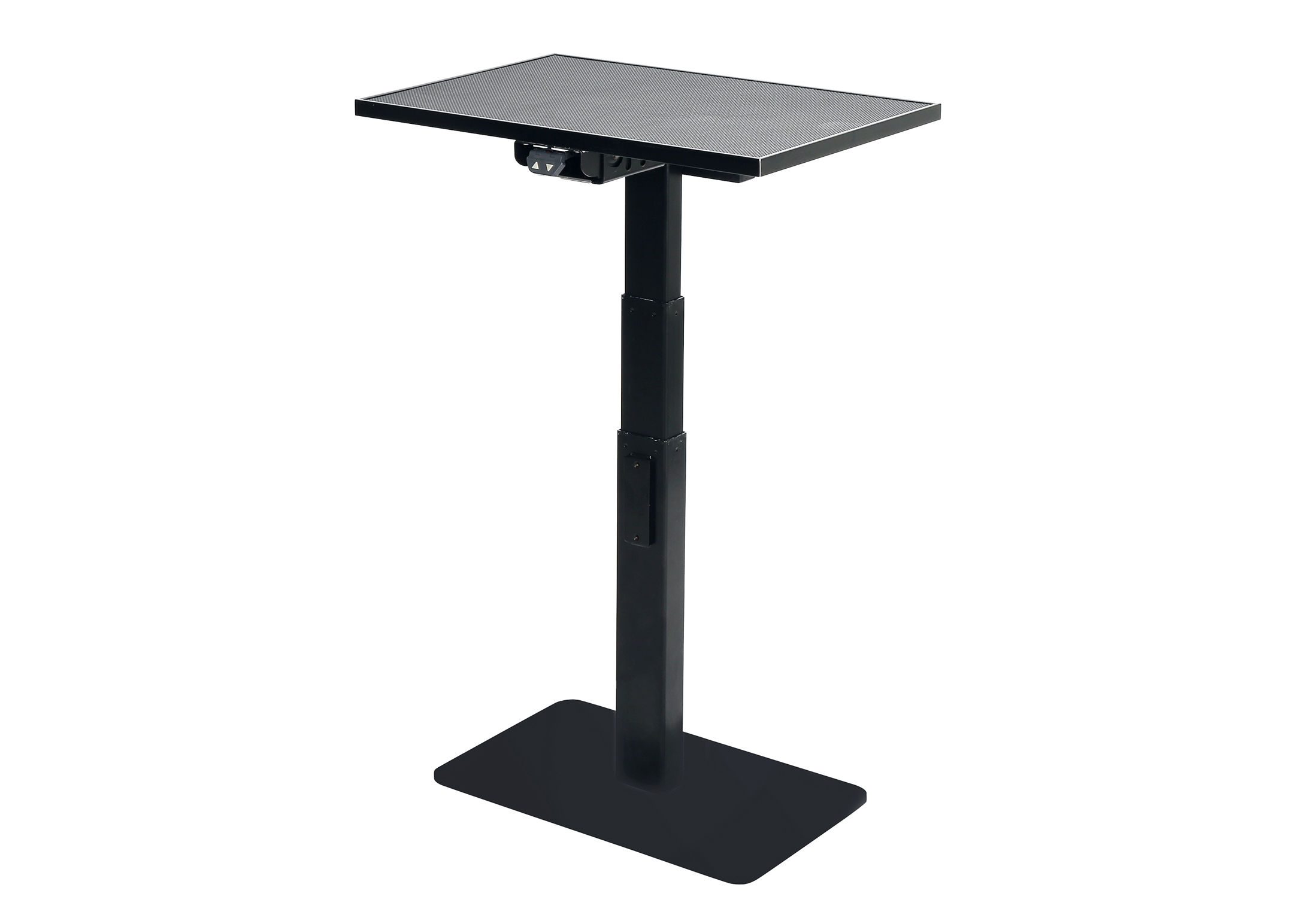 Groom-X Electric Telescopic Table Rectangular 60,5x40,5cm (62-127cmh) with control post