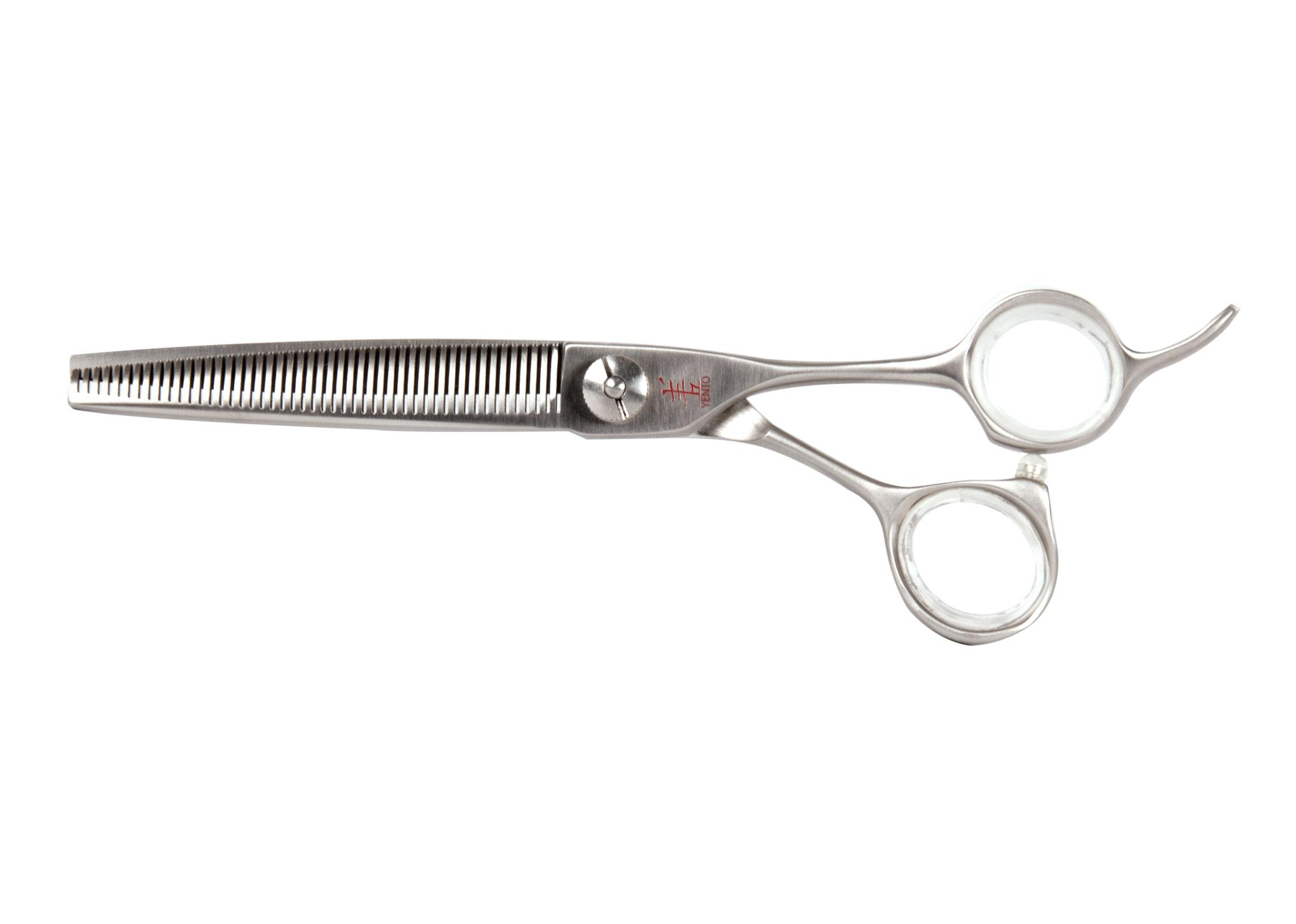 Yento Ergo Line Series 16,50cm - 6 1/2'' Ciseaux Sculpteur 48 Dents