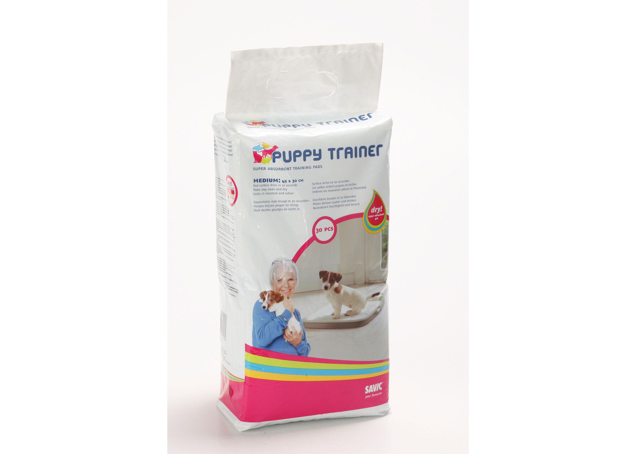 Puppylock Puppy Trainer Pads (30 pcs)