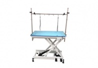 Groom-X LowLine Salon Table Illuminated Top 110x60x32-102cm with Control Frame Professional Grooming Table