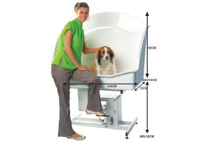 Groom X Atlantis Pro Bath Tub Hydraulic Height System