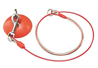 Groom-X Cable Bath Restraint with Suction For Dogs