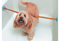 Bath Restraint with Double Suction For Dogs