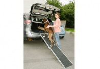 Travel Aluminium Pet Ramp 38cm wide - Extends 91,5-183cm For Dogs