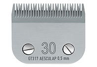 Aesculap Fav 5 Clipper Blade For Dogs, Cats And Horses
