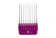 Oster Snap on Comb Purple 1 1/4 - 32 mm Clipper Blade For Dogs, Cats And Horses