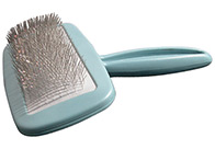 Doggyman Blue Slicker Brush For Dogs