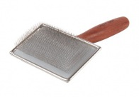 Second Choice Show Tech Extra Life Slicker Large Rosewood Brush