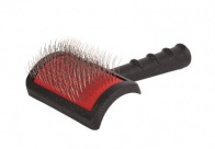 Yento Mega Pin Slicker Medium Slicker Brush For Dogs