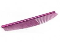 Utsumi U&U Half Moon SS Comb 16,5cm Pink Comb For Dogs