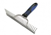 Show Tech Rake Comb Large - Coarse Deshedding Tool