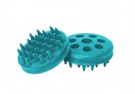 Show Tech Grooma Rubber Brush Round