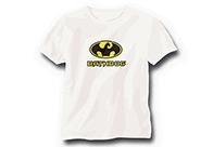 Tikima Bathdog White Male T-Shirt For Groomers