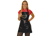 Tikima Waterproof Apron Black Apron For Groomers
