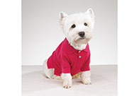 East Side Collection Preppy Puppy Polo Cape Attire For Dogs