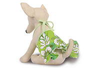 Max+Co Flower Dress Attire For Dogs