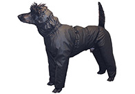 Show Tech Waterproof Trouser Suit Coat Protection For Dogs