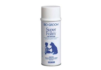 bio groom super foam 425 gr mousse pour chiens chats et chevaux transgroom pet care. Black Bedroom Furniture Sets. Home Design Ideas