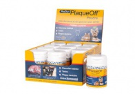 PlaqueOff Display Powder 12x40gr Teeth Cleaning Product en Cats