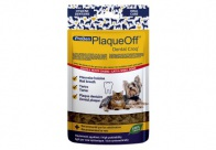 PlaqueOff Dental Croq' 60gr Teeth Cleaning Product For Dogs and Cats