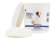 Show Tech Dental Wipes 100 pcs Teeth Cleaning Product For Dogs