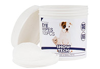 Show Tech Eye Wipes 100 pcs Eye Cleaner For Dogs And Cats