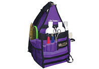 Chris Christensen Systems Ring Side Tote Bag Travel Case For Groomers