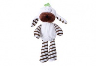 Chuckle City Plush Toy with Squeaker Sheep 25 cm