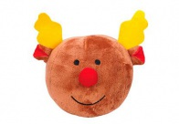 Griggles Xmas Snowball Gang Reindeer 13cm Toys For Dogs