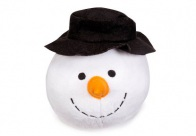 Griggles Xmas Snowball Gang Snowman 13cm Toys For Dogs