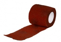 Show Tech Self-Cling Bandage Red 7,5cmx4,5M Bandage For Dogs