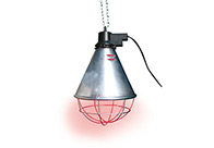 Infra-Red Heat Lamp (Armature Only) Armature
