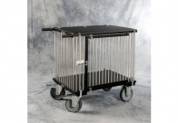 Alu One Luxury Show Trolley