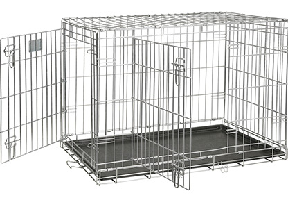Savic Dog Residence Taille 0 - 50x33x40cm Cage