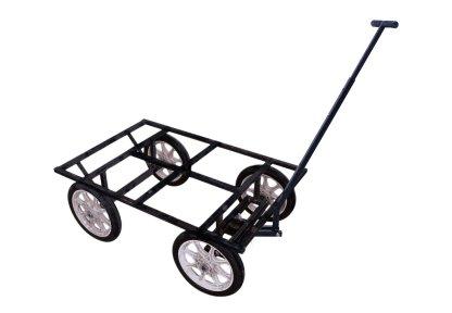 Chariot de transport pour cage d expo