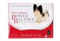 Queen Bless Power Balance Powder 30 bags Conditioning Supplement For Dogs