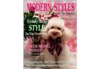 Magazine Curly Coats Asian Styles (Poodle, Bichon) + DVD Magazine