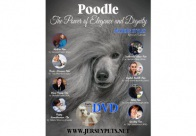 Magazine Poodle, The Power of Elegance and Dignity + DVD Magazine For Groomers