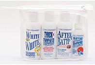 Chris Christensen Systems White on White System Kit Sample Kit For Groomers