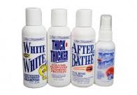 Chris Christensen Systems White on White System Kit Sample Kit