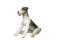 Mannequin - Fox Terrier