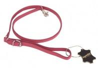 Dapper Dogs Lead Pink 1,3 x 100cm Lead