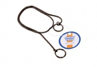 Show Tech Snake Chain Anthracite Show Chain For Dogs