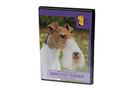 Rony Demunter DVD Het Trimmen van de Wire Fox Terrier Educational DVD