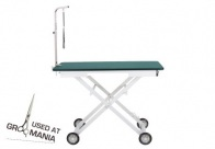 Groom-X Compact Electric Tournament Table 120x60x28-90cmh with control post