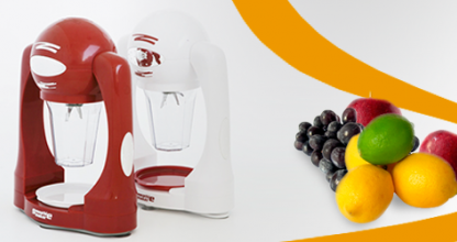 receive your free smoothie maker